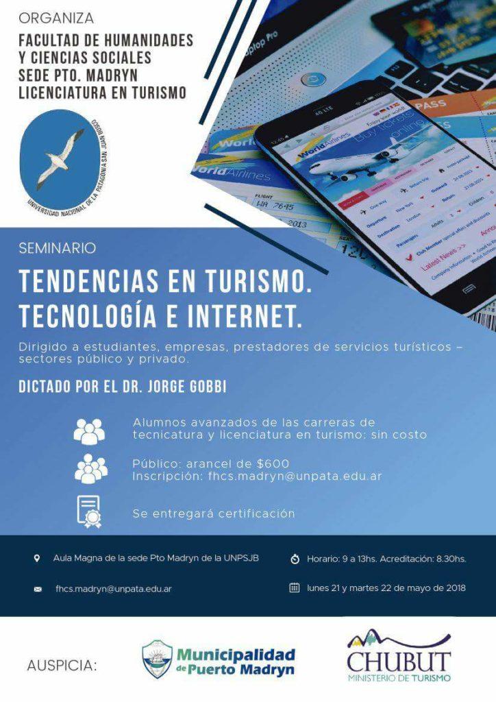 Turismo y medios sociales Puerto Madryn