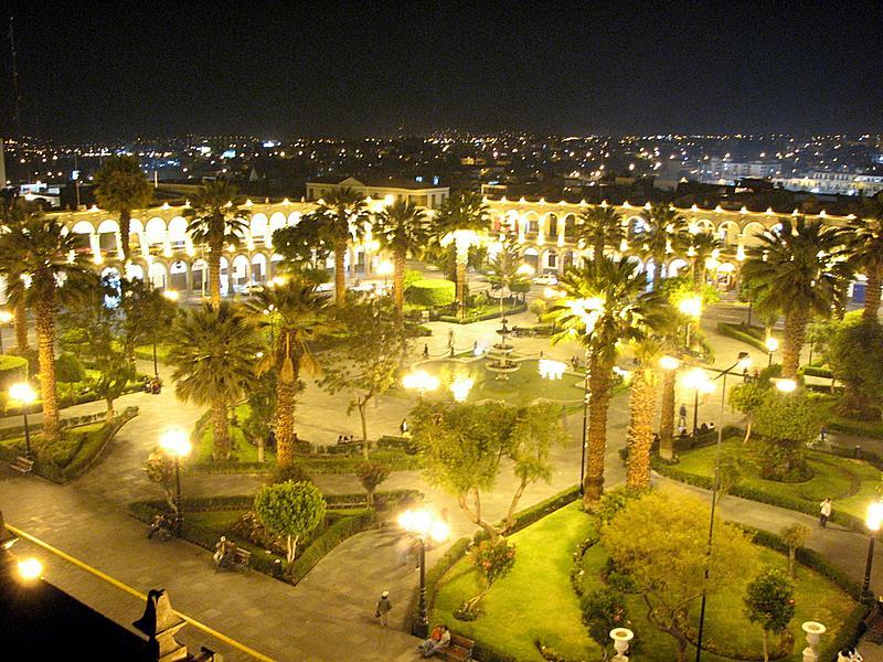 Check In S03E06: un recorrido por Arequipa (podcast)